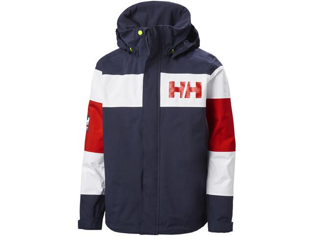 Helly Hansen Salt Port Jacket Youth, navy